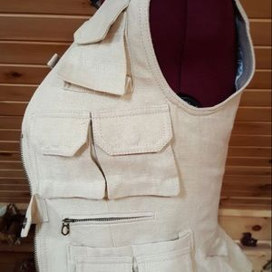 Ralph Lauren safari lightweight vest